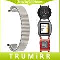 Elástico Venda de Reloj 20mm 22mm para Pebble 1 1st Gen/Pebble tiempo Redondo 20mm/Pebble Tiempo Correa de Acero Inoxidable Cinturón de Enlace pulsera