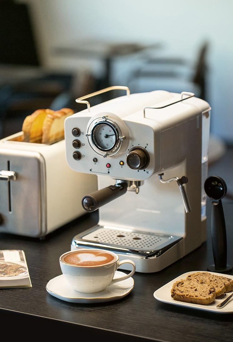 Coffee Machine for Espresso