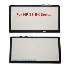 15.6 pulgadas de pantalla táctil el panel del digitizador para hp pavilion x360 15-bk serie 15-bk002nia 15-bk056n 15-bk021nr