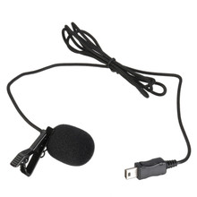 Go pro Accessories Go pro Hero 3 Camera Stereo Microphone Gopro USB Microphone Professional Microphone For Gopro Hero3/3+ Mounts