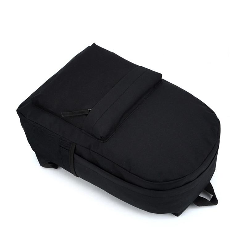 da moda mochila de lona Main Material : Nylon