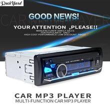 Deckyard 12 В 7003 Новое поступление bluetooth в блюдо автомобиля automagnitol Радио кассета Регистраторы один din стерео аудио плеер