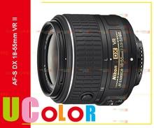 Оригинальный Nikon Nikkor AF-S DX NIKKOR 18-55 мм f/3.5-5.6 Г VR II Объектив Автофокус