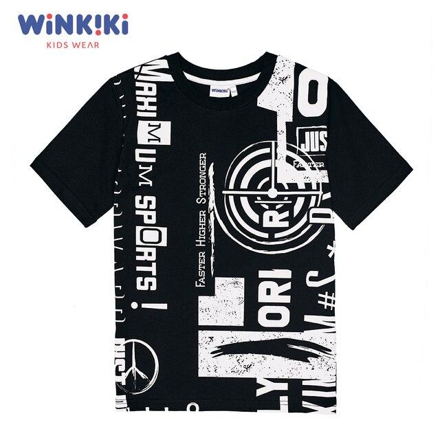 Футболка для мальчика WINKIKI