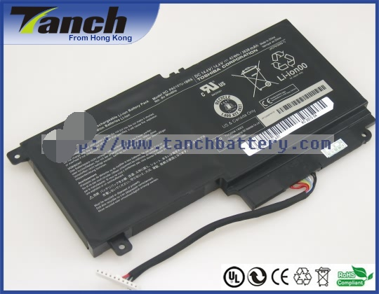 Laptop Battery PA5107U-1BRS for Toshiba Satellite L50-A P000573230 S55t P50-A-144 S55-a5335 P55t-A5202 L50D-B-131 14.4V 4 cell new laptop for toshiba satellite p55t a5202 p55t a5118 lcd back top cover fit touchscreen a shell
