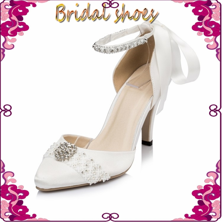 Women Quality Assurance Hot Selling Pumps Cheap Bridal
