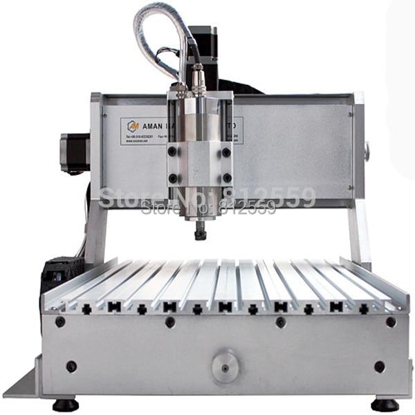 hot sale products 4 axis cnc router acrylic mini cnc lathe machine hot sale high configuration 0609 mini lathe china
