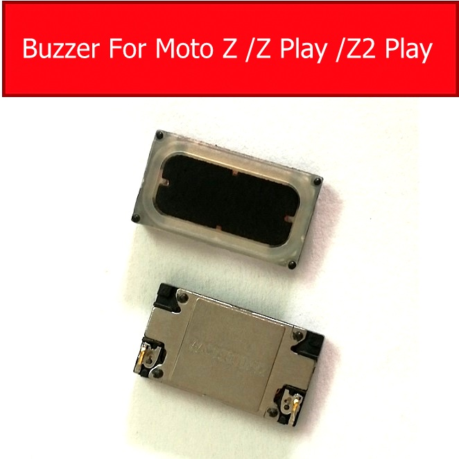 Loud Speaker For Motorola Moto Z/Moto Z Droid XT1650 Loud Sound Buzzer For Moto Z PLAY XT1635/Z2 Play XT1710 Loudspeaker Ringer