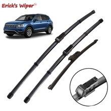 """Стеклоочистители Erick's LHD передние и задние стеклоочистители набор для VW Tiguan MK2 лобовое стекло 2"""" 21"""" 14"""""""
