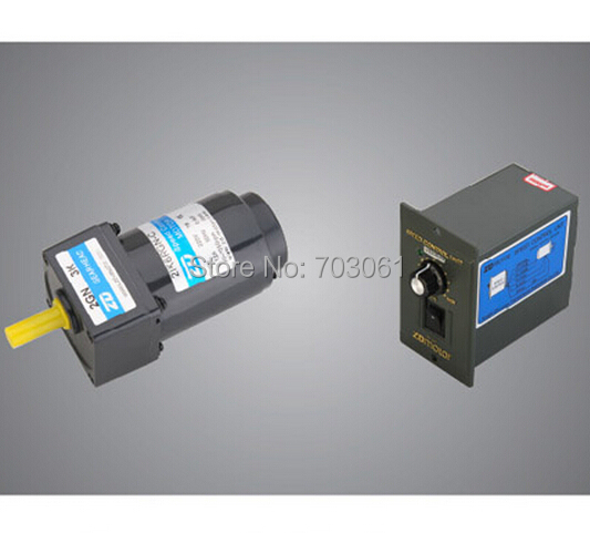 6W cheap speed motors AC speed control gear motor Micro AC gear motors ratio 30:1 угловая шлифмашина elitech мшу 2523