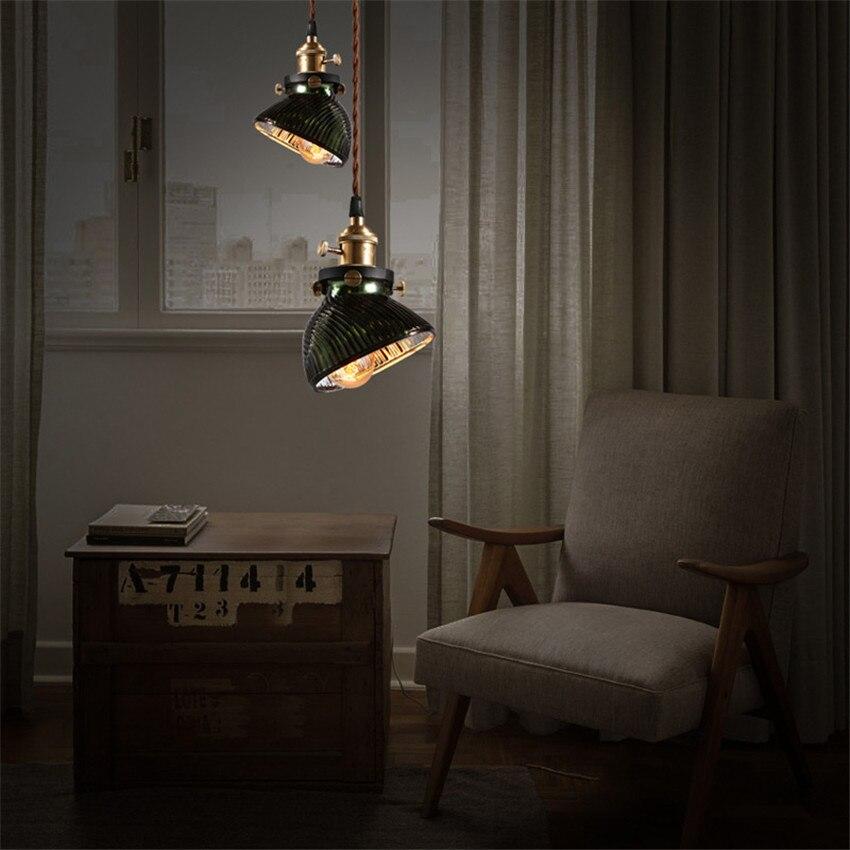 nordic loft estilo retro edison de la lmpara pendiente de iluminacin industrial creativo colgante de