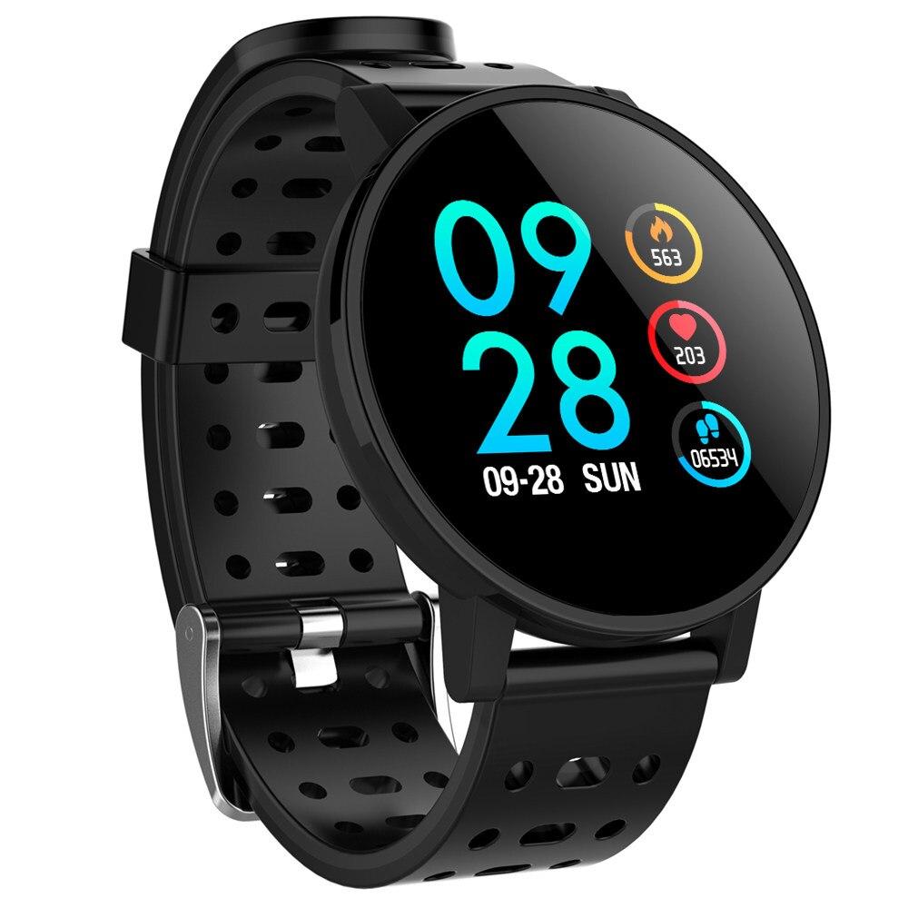 Makibes T3 IOS Android Smart Watches Men Women HR Blood Oxygen Blood Pressure IP67 Waterproof Activity Fitness Tracker PKV11 15