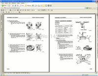 Komatsu CSS Услуги колесные погрузчики wa 500 к wa1200 магазин руководства