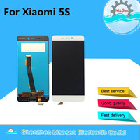 LCD Screen Display Touch Digitizer For Xiaomi 5s Mi5s M5s White Or Free Shipping