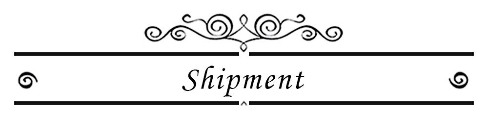 18 Shipment