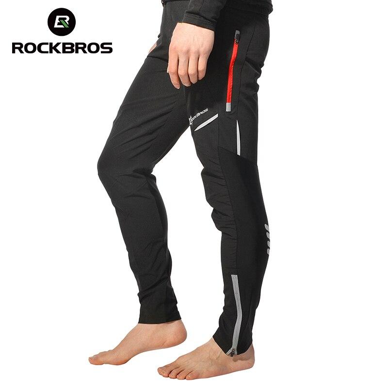 ROCKBROS hombres mujeres deporte transpirable verano Pantalones ciclismo ropa ciclismo bicicleta pesca Fitness Pantalones