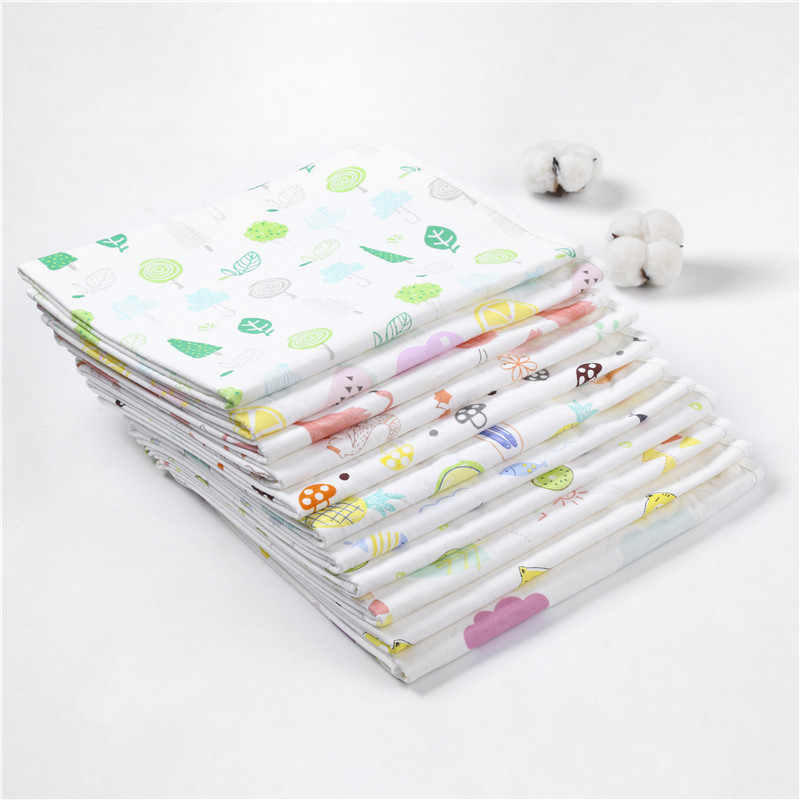 120cmx70cm baby waterproof diaper changing urine absorbent mat sheet bed cover baby nappy changing pad washable mattress pad