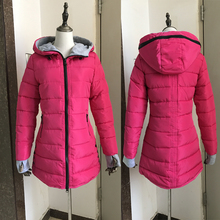 Orwindny Wadded Clothing Winter Jacket Cotton Slim Parkas Coats XS-XXL