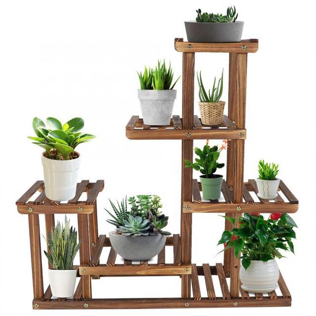 Multi-tiers Plant Holder Rack  1