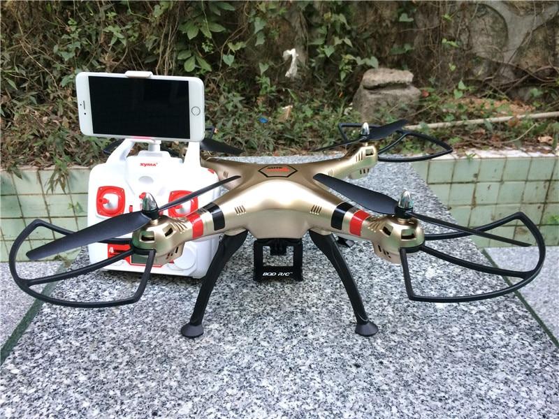 Dron Gopro/SJCAM/Xiaoyi/Eken X8W Without