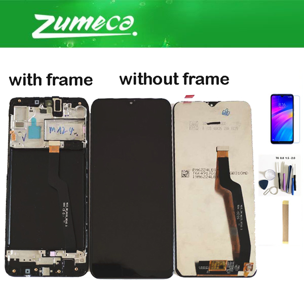 Without/With Frame For Samsung Galaxy A10 A105 A105F SM-A105F LCD Display With Touch Screen Digitizer With KitsWithout/With Frame For Samsung Galaxy A10 A105 A105F SM-A105F LCD Display With Touch Screen Digitizer With Kits