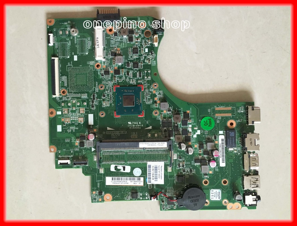 ФОТО Wholesale 747138-501 747138-001 for HP 250 G2 15-D series laptop motherboard 747138-001 N3510 Mainboard systemboard