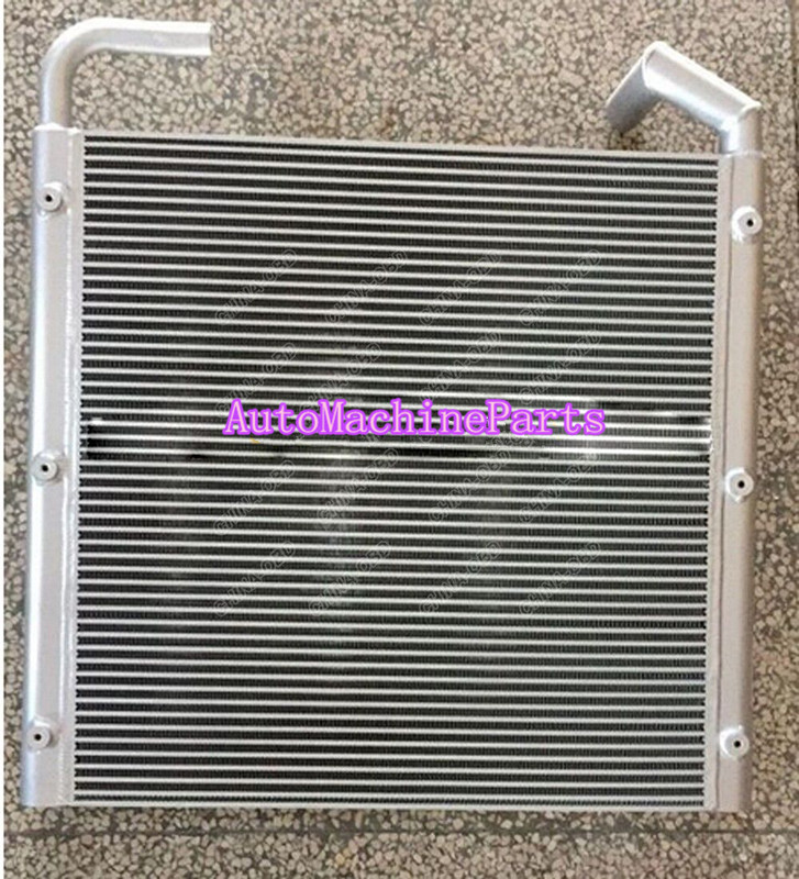 New Hydraulic Oil Cooler 4365742 for Hitachi EX120-5 EX100-5 EX150LC-5 Excavator