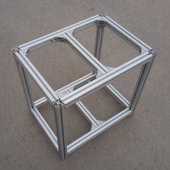 Juego De Conectores De Perfil De Aluminio De La Serie 2020, 20 Piezas Soporte De Esquina, 40 Uds M5 X 10mm Tuercas De Ranura En T, 40 Uds M5x10mm Hexagonal Scr