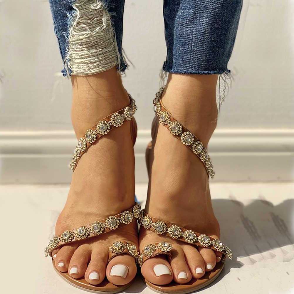 ออกแบบแบรนด์ Leisure Beach แบนนุ่มฤดูร้อนลำลองผู้หญิงรองเท้าผู้หญิงรองเท้าแตะพลิกรองเท้าผู้หญิง 2019 รองเท้าแตะรองเท้าแตะ