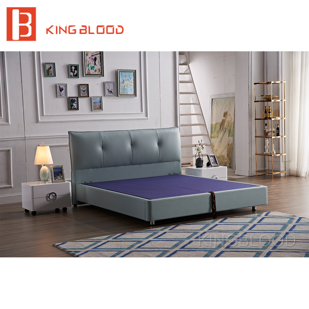 US $110.10 luxury turkish modern bedroom furniture queen size platform  double bed designsdouble bed designsdesigner bed designsbed design -
