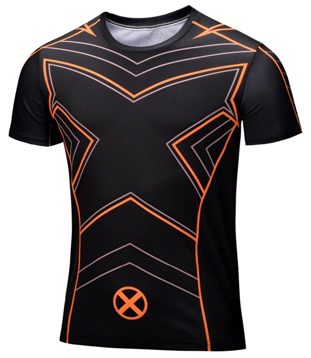 Custom t shirt captain america superman tshirt homme one for Custom t shirt prices