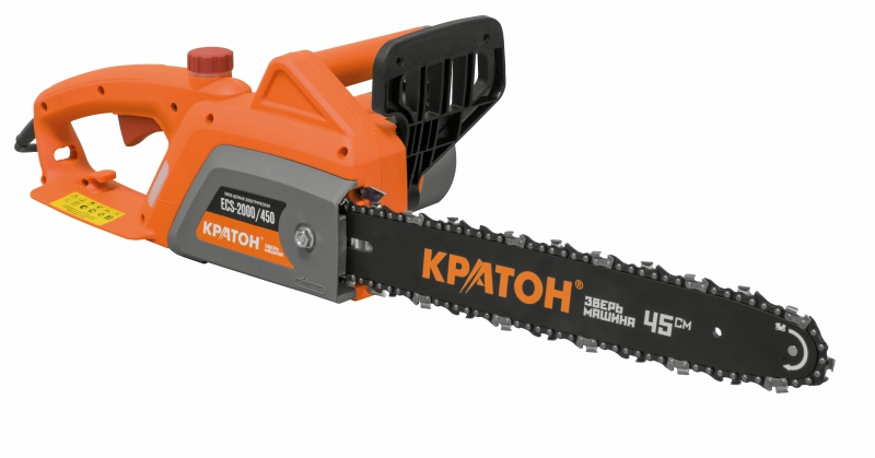 Electric chain saw Kraton Animal Machine ECS-2000/450