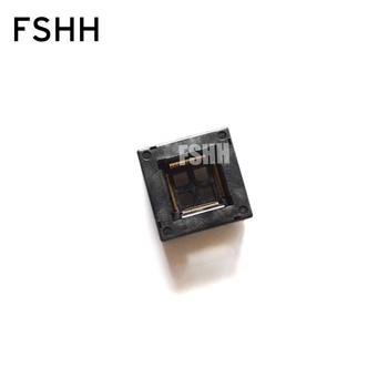 Open top Shrinked QFP100 test socket TQFP100 LQFP100 ic test socket Pitch=0.5mm Size=14x14mm/16x16mm