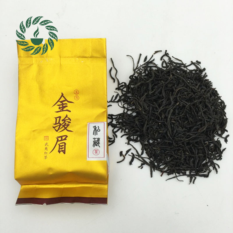 5bagslot Premium Jinjunmei black tea China Wuyi Mountain Black Tea manufacturer jin jun mei gold eyebrow tea (4)