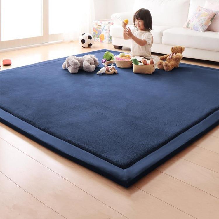 2019 New Thickening Coral Fleece Velvet Mattress White Camel Bed Mattress Tatami Carpet Sponge Mat