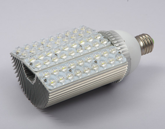 2018 Street Led 3pcs Lot E40 E27 Light Warm 54w Power Bridgelux 85 To 265v Ac Input Voltage Ce And Rohs Certified
