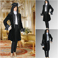 Custom orderR-633 Vintage Costumes medieval Men Dresses Gothic Suit evening Dress Renaissance dress