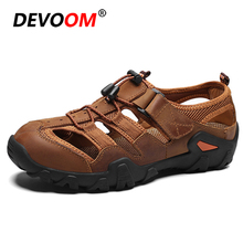2019 Summer Outdoor Sandals Men Casual Comfortable Anti-slip High Quality Trekking Hiking Beach Shoe
