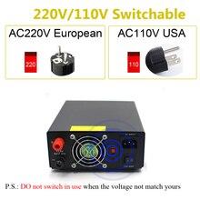 Anysecu wysokiej wydajności DC 110 V/220 V konwerter PS30SW VI 13.8V 30A dla mobilnego radia TH 9800 KT 8900 KT 7900D