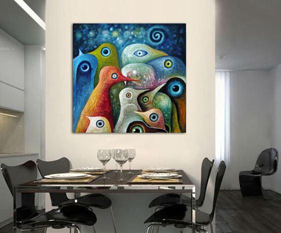 Leuk schilderij voor op de kinderkamer kopen kinder en baby kamer