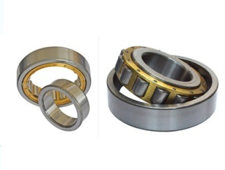 Gcr15 NJ2317 EM or NJ2317 ECM (85x180x60mm)Brass Cage  Cylindrical Roller Bearings ABEC-1,P0