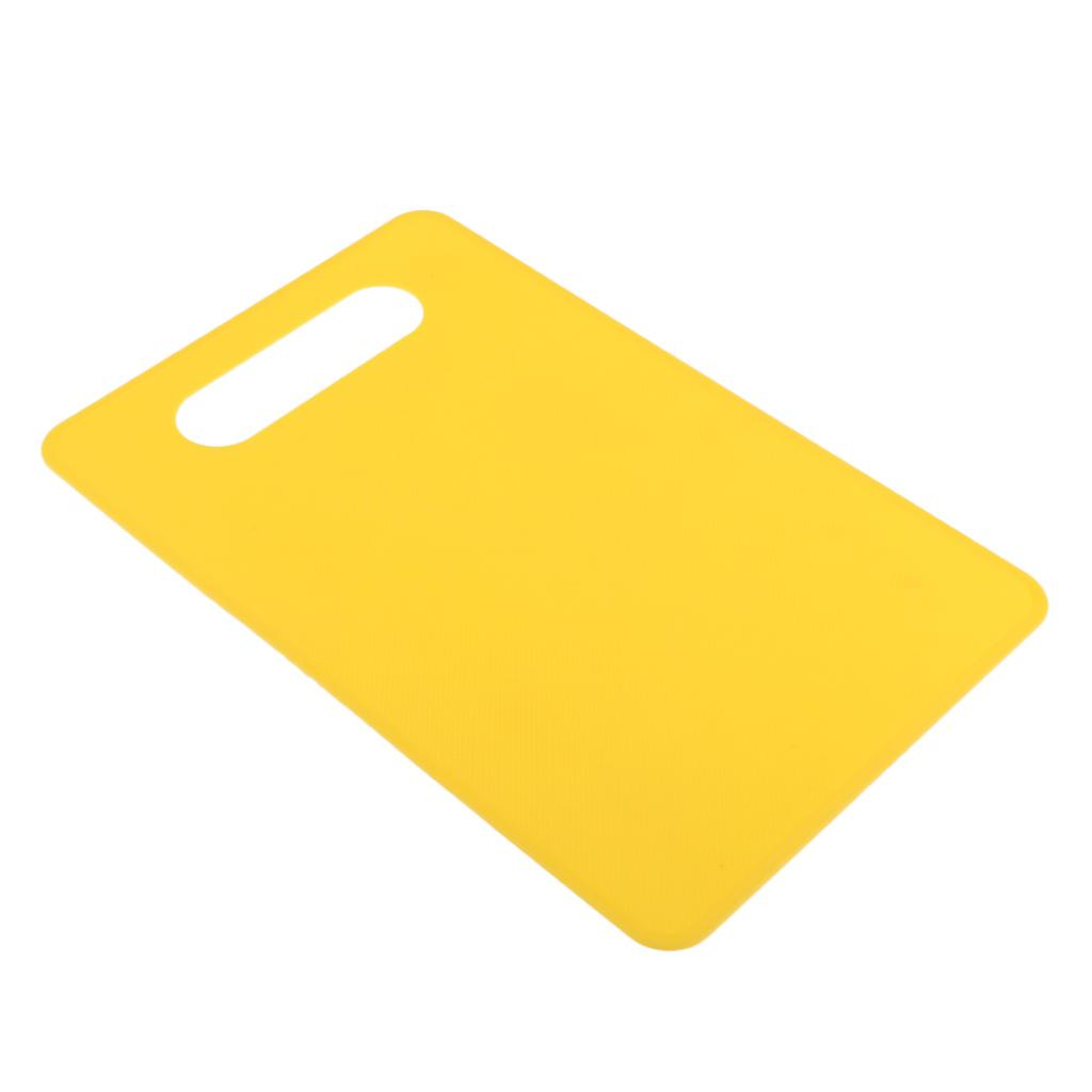 29.4 x 19.4cm Outdoor Anti-Slip Chopping Mat Vegetable Fruit Cutting Board Kitchen Gadget Lightweight and Portable