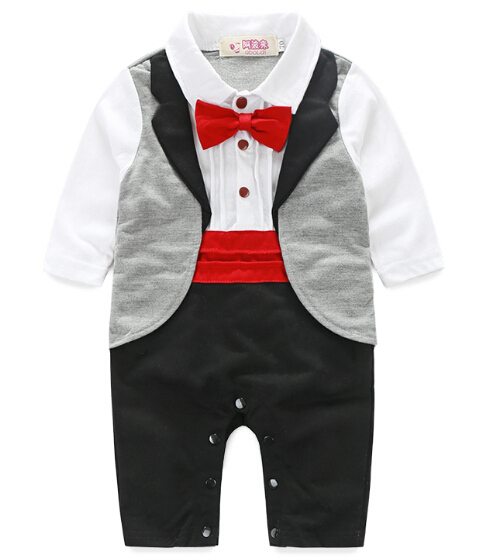 Gentleman Baby Short Sleeve...