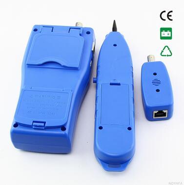 Livraison Gratuite! NOYAFA NF-308B réseau Ethernet LAN testeur Tracker téléphone 5E 6E RJ45 11 fils USB câble coaxial - 4