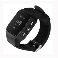 Elderly Anti Lost GPS Smart Watch Phone Tracker SOS Gps+Lbs+Wifi Locator Tracking Watch for iOS Android phones Kids Tracker