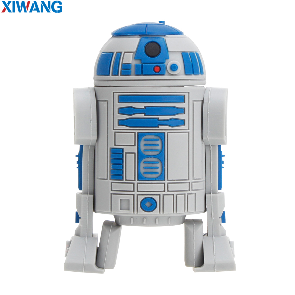 Image 4 - XIWANG USB Flash Memory Stick 64GB Pen drive Cartoon Star wars darth vader 128GB 32GB 16GB 8GB4GB Pendrive 100% USB Flash Drive-in USB Flash Drives from Computer & Office