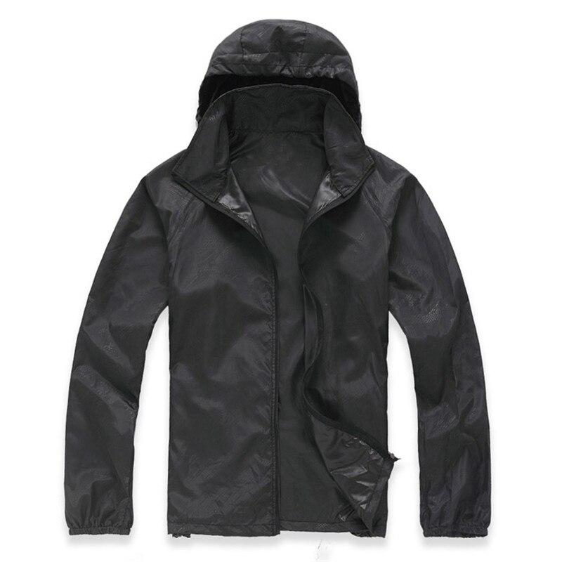 fa336bdcfb1f Detail Feedback Questions about 2018 New Summer Quick Dry Waterproof Skin Jacket  Women Casual Anti UV Ultra Light Breathable Windbreaker Jacket Hood Coat ...