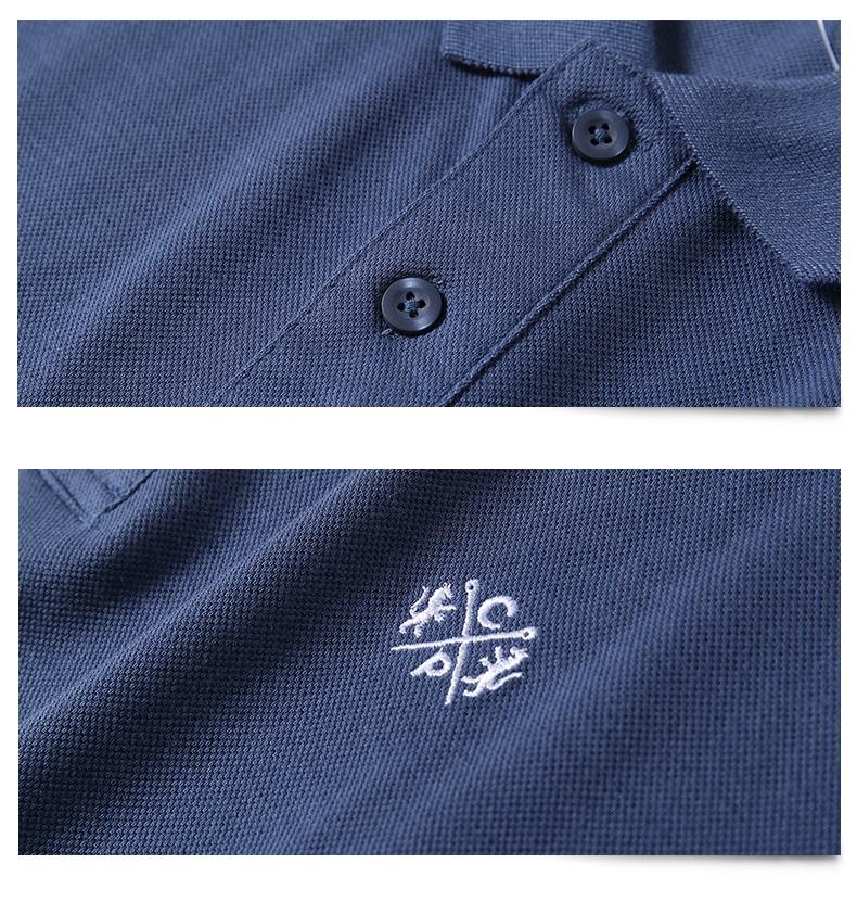 2018 Summer Men Polo Shirt Brand Clothing Pure Cotton Men Business Casual Male Polo Shirt Short Sleeve Breathable Polo Shirt 5XL 5