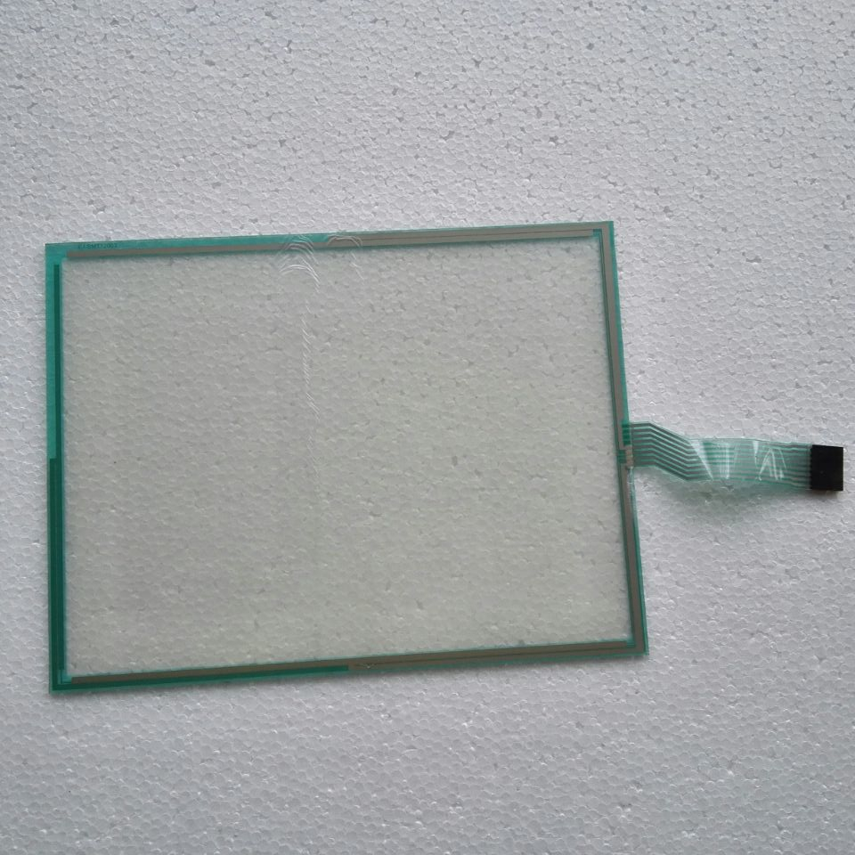 2711P T12C4D6 2711P T12C4D8 Touch Glass screen for HMI Panel repair do it yourself New Have