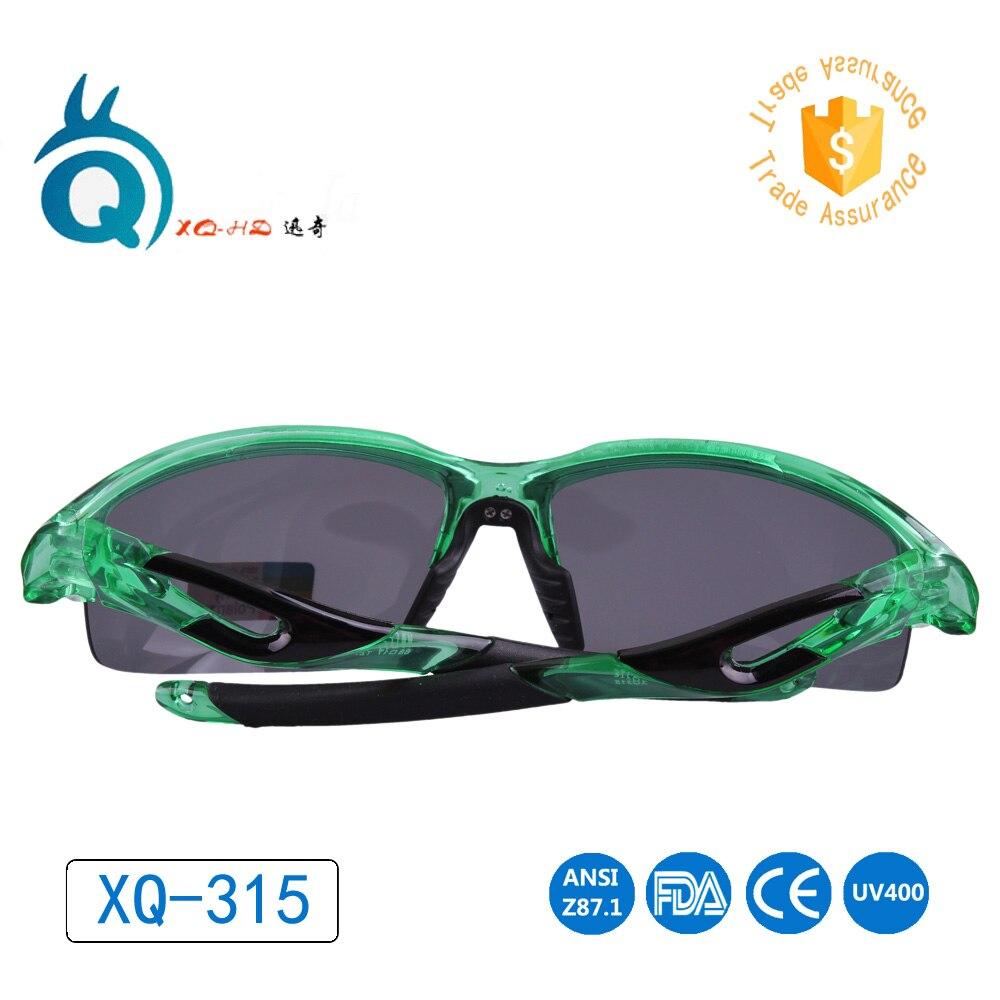 Smart gute look komfortable rahmen Sport wandern brille Elastische materal wandern brillen XQ315